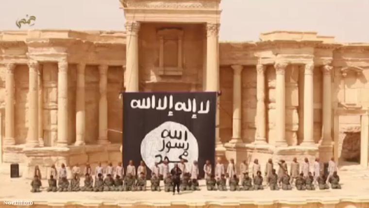 Az Iszlám Állam Palmürát is bevette