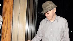Woody Allen nagypapásabb, mint eddig bármikor