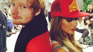Egy csúnyácska kis vörös énekes lehet Nicole Scherzinger új pasija