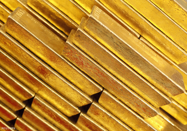 Nem mind arany
