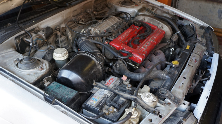 A motorral kéne kicsit foglalkozni, de nagyon jó erőben van