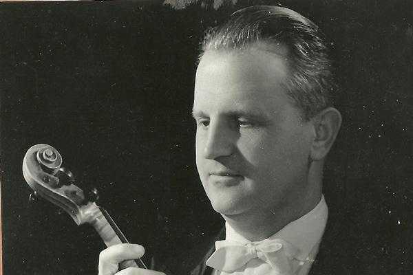 Tátrai Vilmos 1957-ben