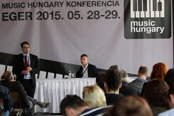 Music Hungary 2015.