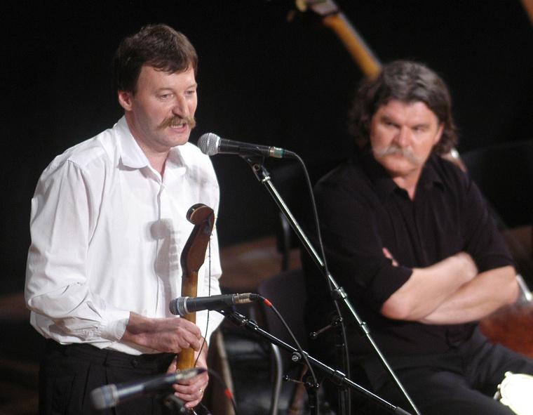 Eredics Gábor és Eredics Kálmán