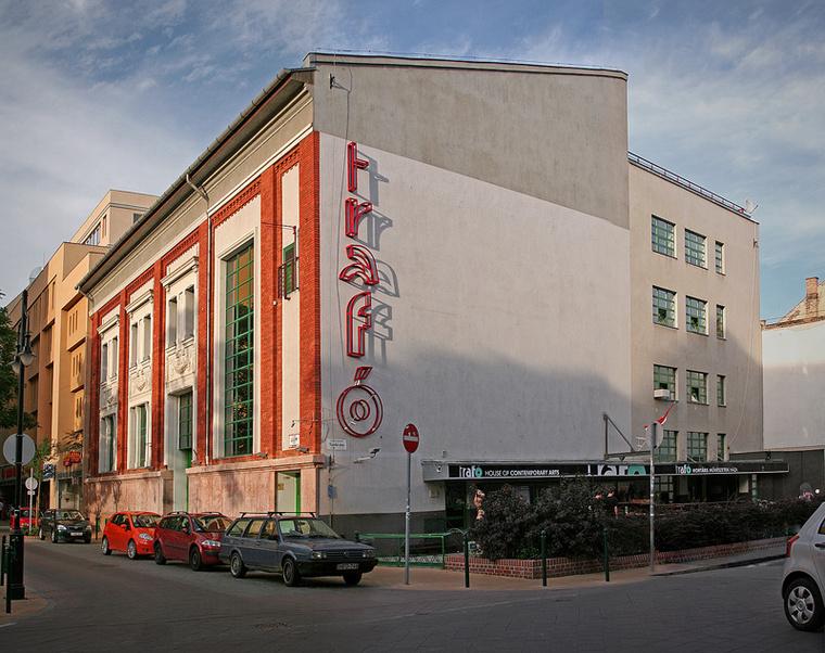 A Trafó épülete