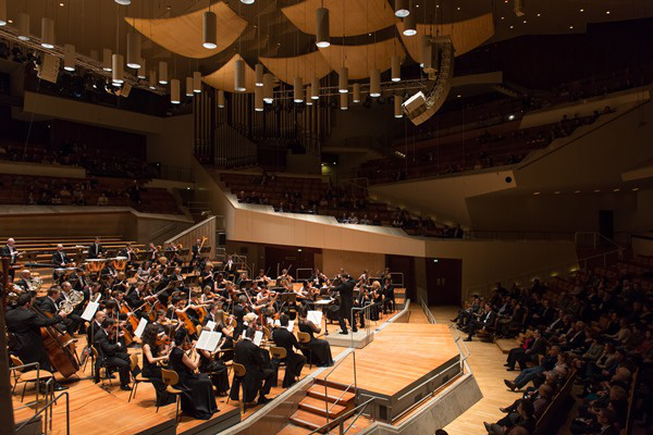 A Pannon Filharmonikusok a Berlioni Filharmónián