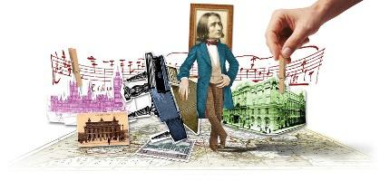 Vándorélet, Liszt vetélkedő