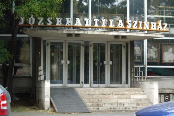 József Attila Színház épülete