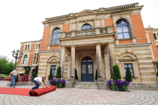 Bayreuthi operaház