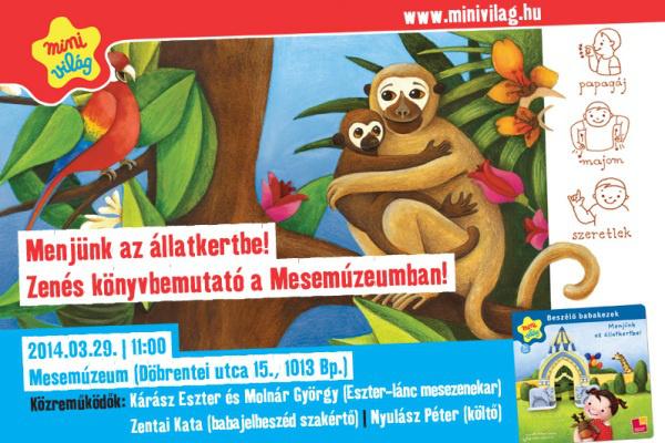 Beszélő babakezek - minivlág - Mesemúzeum