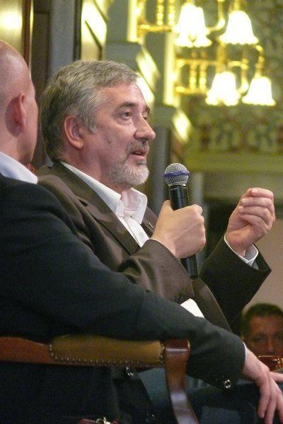 Halász János kultúráért felelős államtitkár - 13. Pécsi Országos Színházi Találkozó - 2. nap