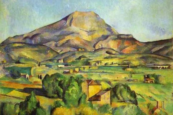 Paul Cézanne: Mount