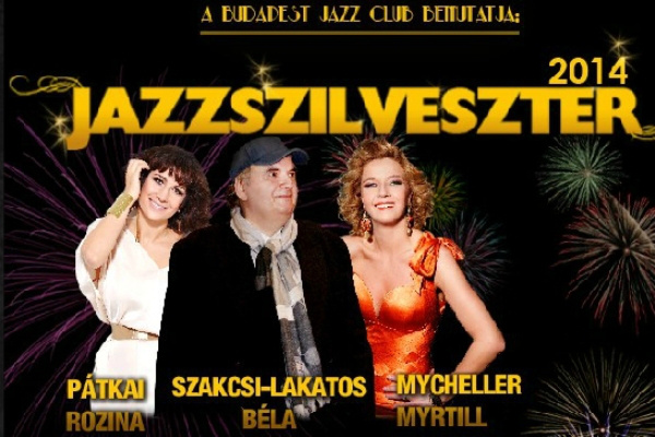 Budapest Jazz Club - Szilveszter 2014