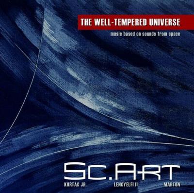 SC.ART A jól temperált univerzum, CD