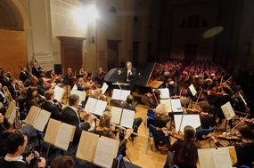 Miskolci Szimfonikus Zenekar, Brescia, Teatro Grande