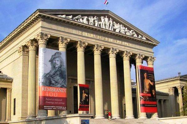 Szépművészeti Múzeum - épület
