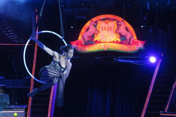 Cirkuszok éjszakája - sajtótájékoztató - Fővárosi Nagycirkusz