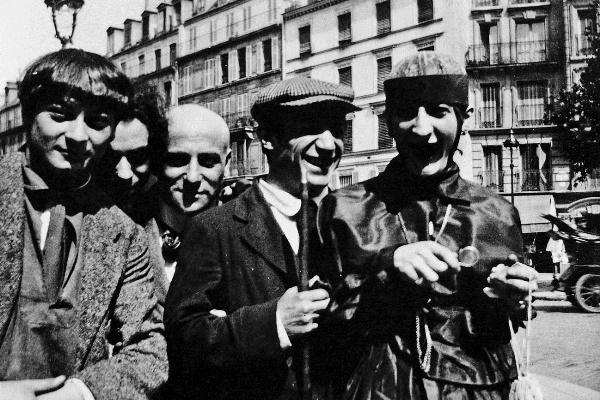 Picasso Jean Coectau felvételén