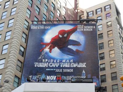 Broadway, Pókember