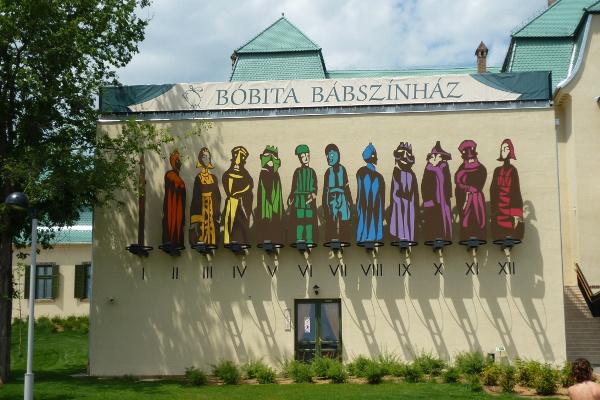 Bóbita Bábszínház - Pécs