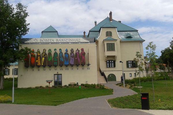 Bóbita Bábszínház - Zsolnay Negyed - Pécs