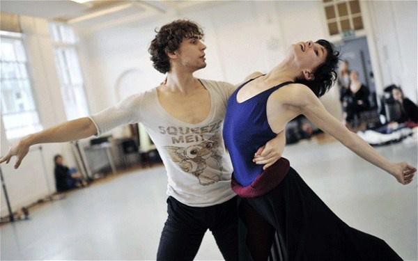 Ivan Vasziljev és Natalja Oszipova