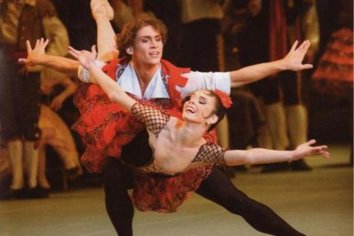 Natalja Oszipova és Ivan Vasziljev - Don Quijote - Bolsoj Balett