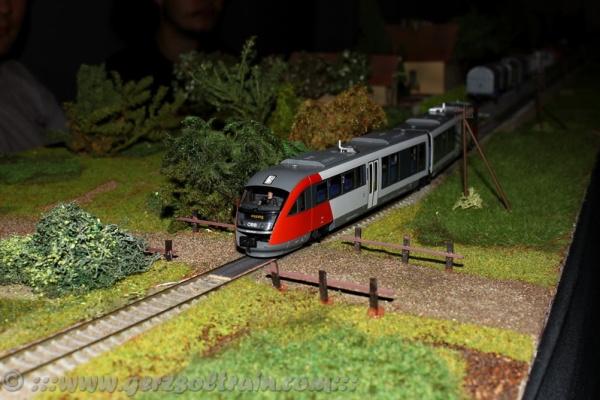 Vasútmodell (képünk illusztráció)