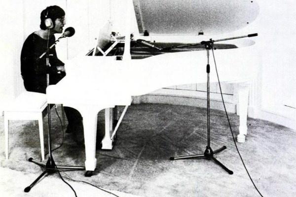 John Lennon, az Imagine-hez készített hirdetés, Billboard, 1971. szeptember 18.