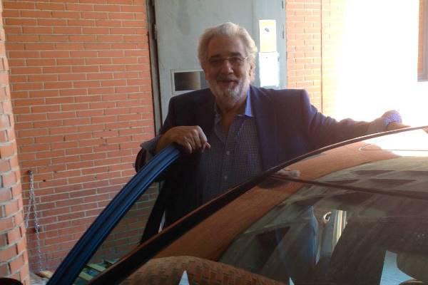 Plácido Domingo elhagyja a kórházat