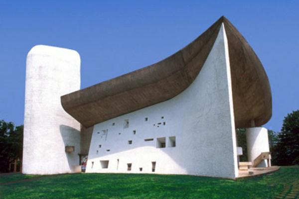 Le Corbusier tervezte épület