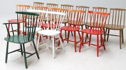 Folke Palson székek