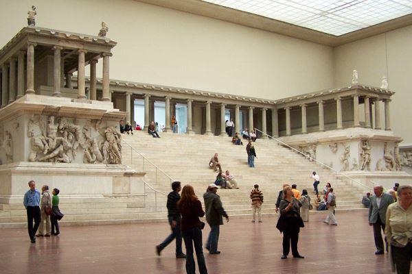 Pergamon-oltár