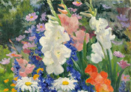 Csikos Atika: Virágcsend
