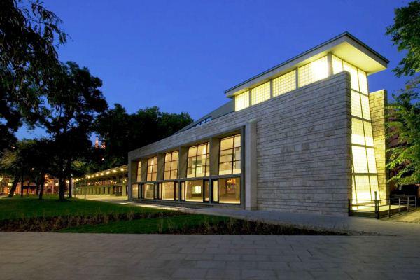 Design Terminál - épület
