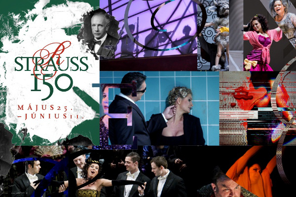 Strauss150 Fesztivál - Operaház