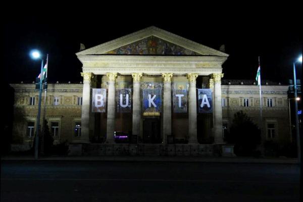 Bukta Imre: Másik Magyarország (Műcsarnok)