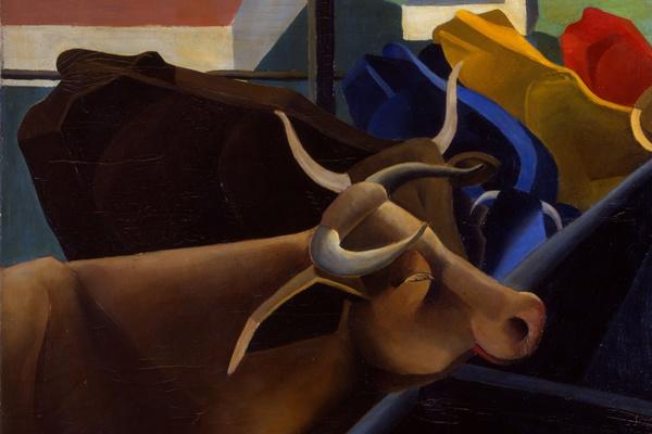 Rozsda Endre: Sokszínű tehenek