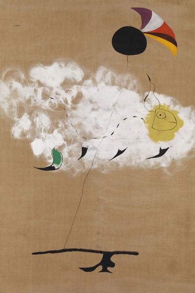 Joan Miró: Spanyol táncos