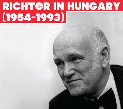 Szvjatoszlav Richter, CD, BMC, Ránki