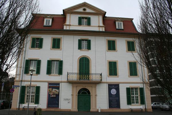 A kasseli Grimm-múzeum