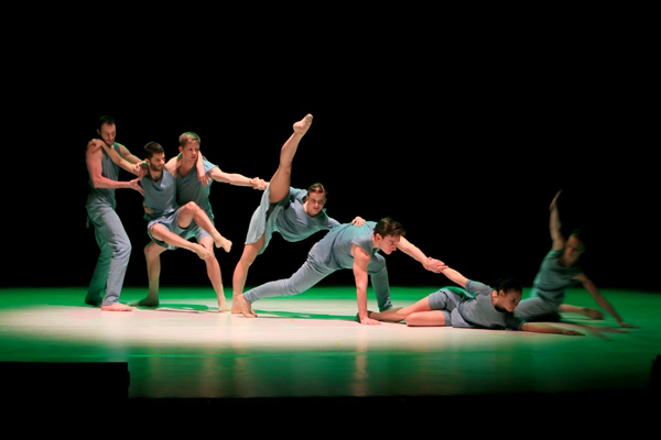 Hullámzó talaj - Pécsi Balett