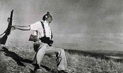 Robert Capa: A milicista halála