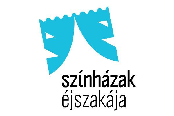 Színházak Éjszakája logo