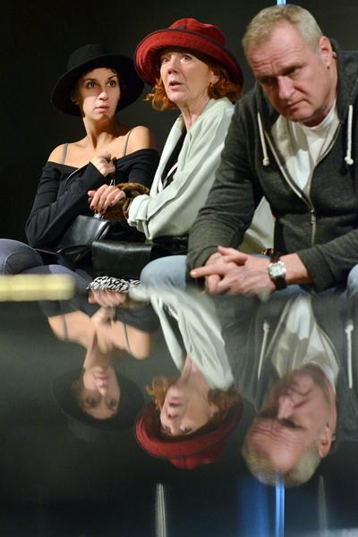 Bánfalvi Eszter, Takács Kati és Balikó Tamás