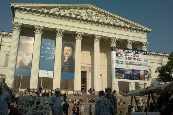 Nemzeti Múzeum épülete - Múzeumok Majálisa