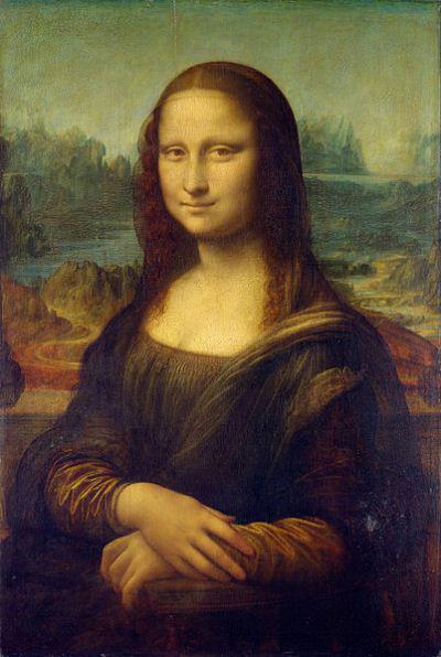 Leonardo da Vinci:Mona Lisa