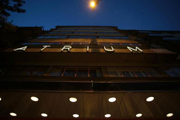 Átrium Film-Színház (fotó Besnyő Dániel)