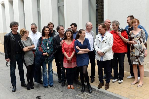 A székesfehérvári Vörösmarty Színház társulatának tagjai