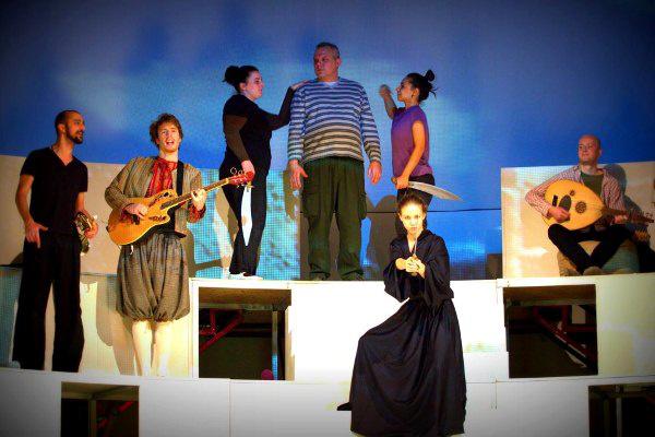 A sivatag hercege - Pécsi Nemzeti Színház